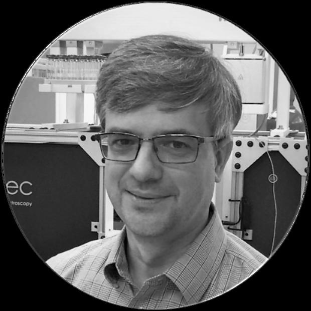 Alex Mikhonin, Ph.D. : Senior Application Scientist