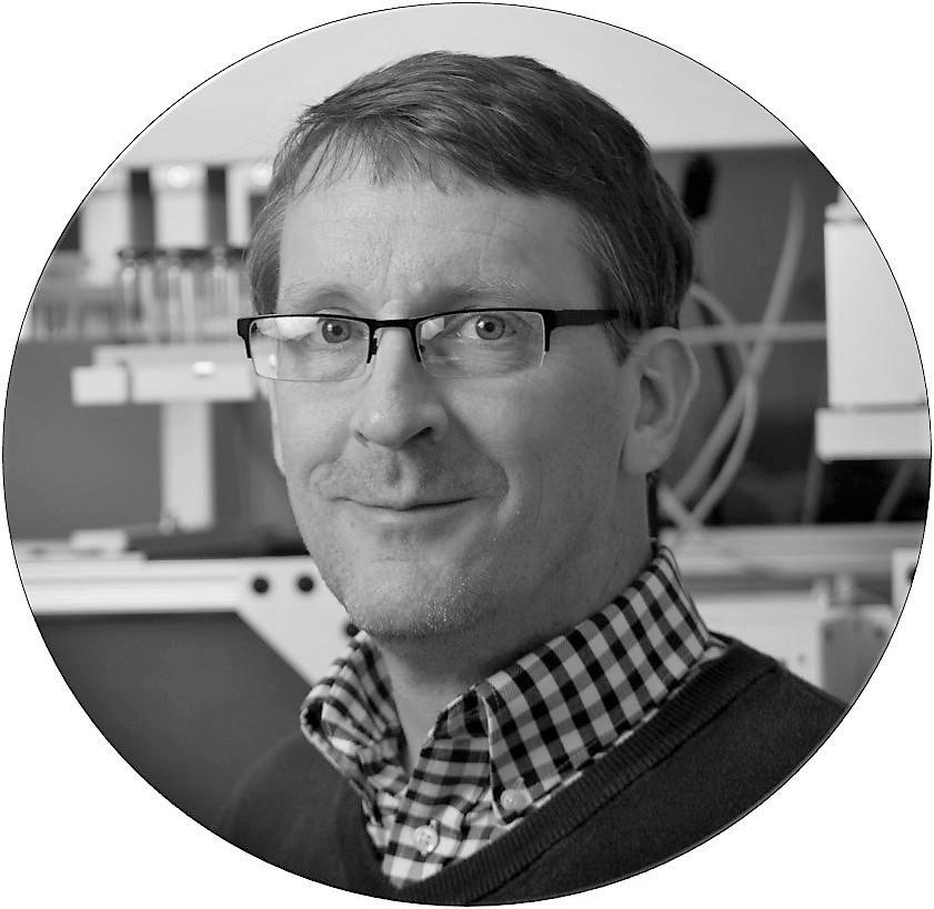 Roger Reynolds : Director of Instrument Production
